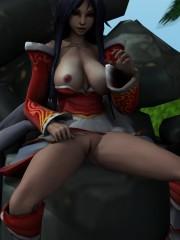 Ahri Hentai 0450