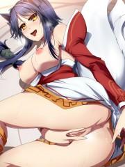 Ahri Hentai 0740