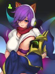 Ahri Hentai 0979